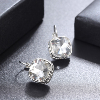 Round Vintage Drop Earrings Earrings Jewelry Women Jewelry Metal Color: EH1599