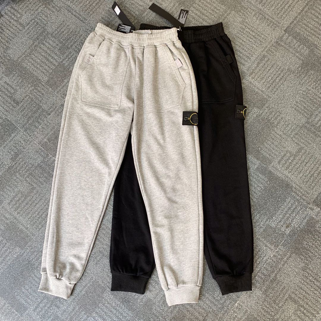 2019 Best Quality Logo Patched Women Men Jogger Pants Sweatpants Hiphop Streetwear Men Casual Pants Joggers