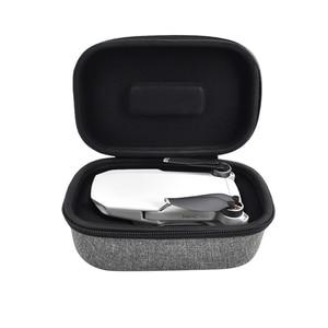 Image 1 - מגן תיק נשיאה אחסון שלט רחוק חבילה כף יד אוקספורד בד כפול רוכסן קשה Drone תיק נסיעות עבור DJI Mavic מיני