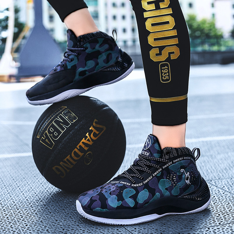 Mens Casual Athletic Shoes Sports Fashion Basketball Trainning Ankle Sneaker New