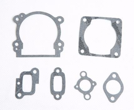 Gasket 6pcs/set for 23cc 26cc 29cc 30.5cc 32cc 36cc 45cc Engine for 1/5 HPI KM ROVAN Gtb Fg Ddt Mcd Fid Racing Baja Losi Parts