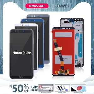 Huawei Display Digitizer Frame Touch-Screen Honor 9-Lite Original for with LLD-L31 LCD