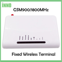 2pcs lgsm gateway FWT fixed wireless terminal based on SIM card for connecting desk phone to make phone call or PSTN alarm Panel voip gateway 32 port 128 sim fwt modem pool gsm fixed wireless terminal support at command