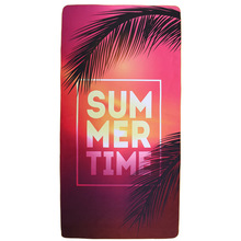 Beach Towel for Adult Microfiber Towels Summer Quick Drying Travel Sports Blanket Bath Swimming Pool Camping 160x80cm