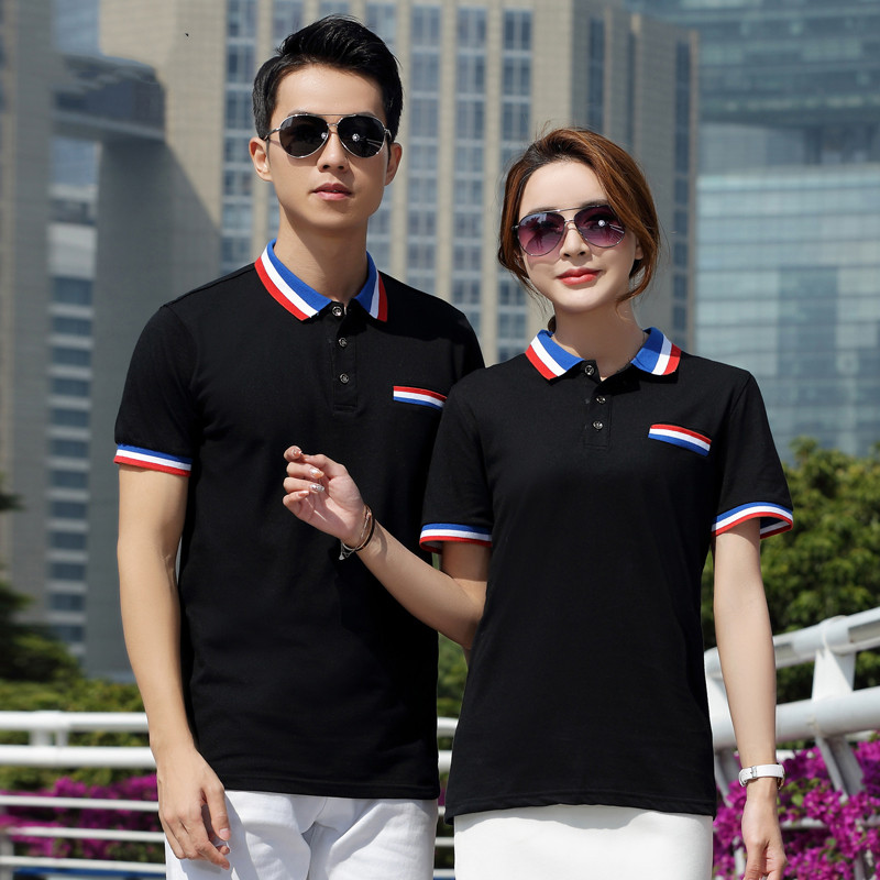 Big Size 3xl New Men's Polo Shirt Casual Short Sleeve Smart Plain Casual Black White Tee Shirt Mens Clothing Camisas Polo Hombre Pakistan