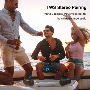 Image 5 - Divoom Voombox Power Portable  Bluetooth Speaker Wireless Speaker TWS 30w Heavy bass NFC 10m with 6000 mAh  and IPX5 Waterproof