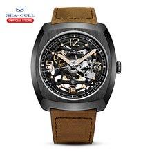 2020 mewa zegarek męska baryłkę automatyczne zegarek mechaniczny Hollow perspektywy świecenia zegarek mechaniczny duża tarcza 849.27.6094