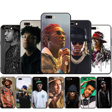 Future Rapper Silicone Phone Case for OPPO R17 R15 F11 F9 Pro A77 R9s F9 F7 A73 A83 A59 A39 A5 K3 K5(China)