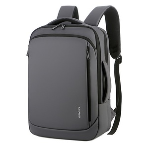 Adisputent Business Backpack Men Laptop Backpacks 15.6 Inch Waterproof Male Travel Bags USB Charging Back Packs Notebook Bagpack