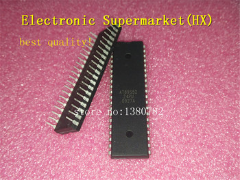 цена на Free Shipping 100pcs/lots AT89S52-24PU AT89S52 DIP-40 IC In stock!