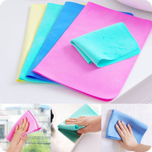 Car-Towel Car-Cleaning Chamois Washing-Wipe Synthetic-Cloth 30x43cm 1-Pc Absorbent Large-Size