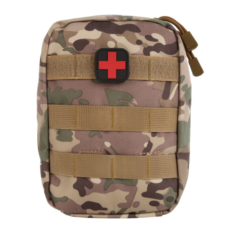Military Medical First Aid Kit Bag Molle Pouch Medical EMT Cover Emergency Tactical Package for Outdoor Travel Hunting Utility|Hunting Bags| |  - title=
