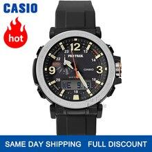 นาฬิกา Casio ดู g ช็อกผู้ชายตั้งบนแบรนด์ที่หรูหราทหารข้อมือดิจิตอลนาฬิกา100เมตรกันน้ำนาฬิกาควอตซ์กีฬาผู้ชายนาฬิกาส่องสว่างสามเซ็นเซอร์ดิจิตอลเข็มทิศแสงอาทิตย์ relogio masculino reloj hombre erkek kol saati montre homme