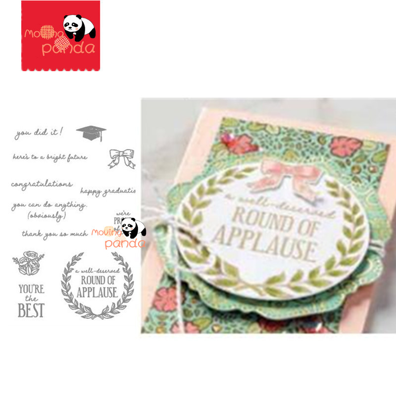 MP129 Flower LOVE Metal Cutting Dies And Stamps Scrapbooking For Making Cards Album Decorative Embossing DIY Crafts Stencils