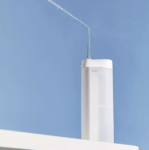 Image 2 - يوبين Zhibai XL1 اللاسلكية USB قابلة للشحن عن طريق الفم الري المياه المحمولة قطن الأسنان اللاسلكي IPX7 مسواك لتنظيف الأسنان