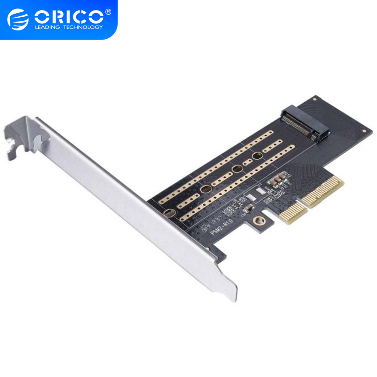 ORICO <font><b>M.2</b></font> NVME to <font><b>PCI</b></font>-E 3.0 <font><b>X4</b></font> Expansion Card for Laptop Support Windows 10 image