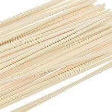 1000 шт 30 см х 3 мм палочки из натурального ротанга тростник диффузор палочки Замена заправка ротанга палочки
