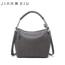 JIANXIU Brand Genuine Leather Bag Luxury Handbags Women