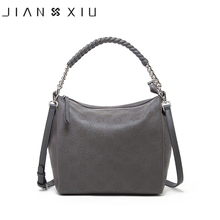 JIANXIU Brand Genuine Leather Bag Luxury Handbags Women