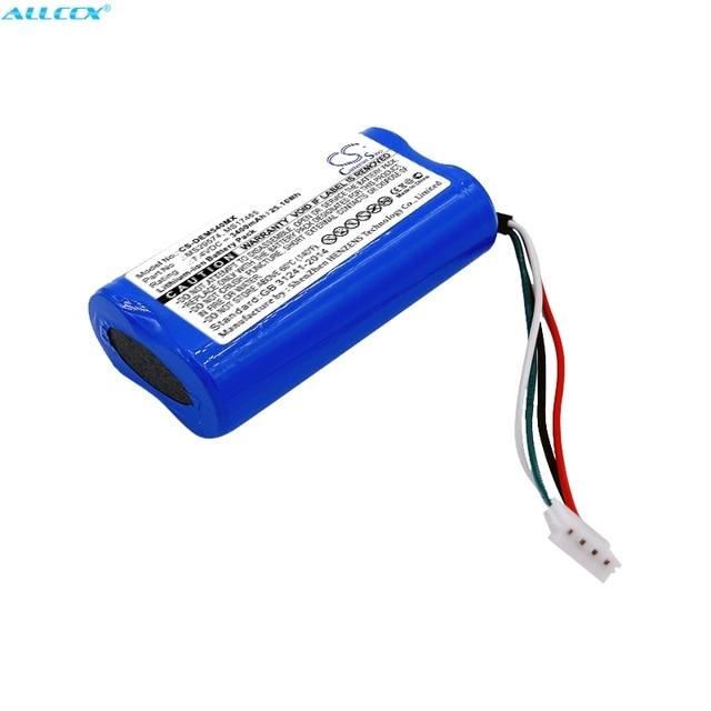 Batterie Cameron Sino 3400mAh MS17465,MS29574 pour Draeger Infinity M540, moniteur Infinity M540, moniteur Infinty M450