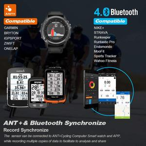 Image 4 - cycling Magene Mover H64 Dual Mode ANT+ & Bluetooth 4.0 Heart Rate Sensor With Chest Strap Computer Bike Wahoo Garmin Sports