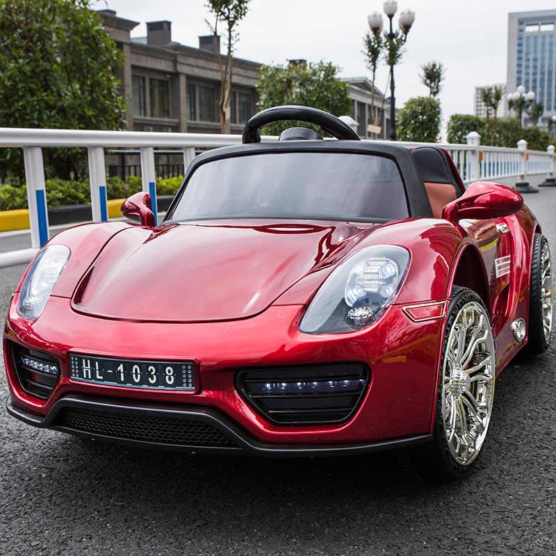 ארבעת גלגל כונן ילדים חשמלי מכוניות ילדי חשמלי ב 1-5 שנים רכיבה צעצוע ספורט רכב