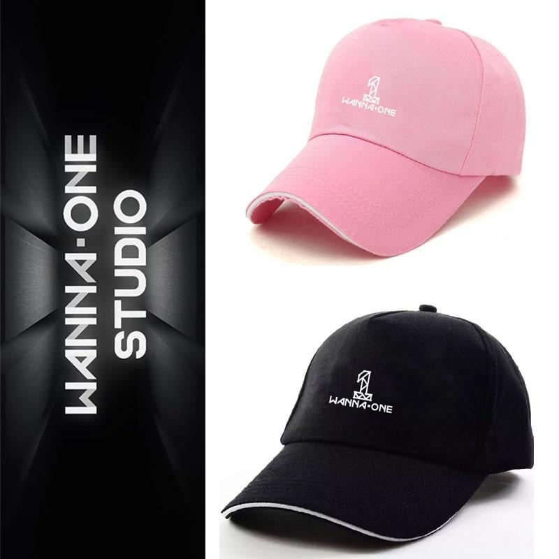 [MYKPOP] envie d'une casquette de Baseball Design de mode casquette hip-hop unisexe KPOP Fans Collection SA18072503