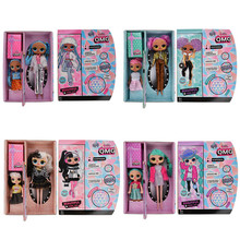 L.O.L. Surprise Lol dolls OMG Swag Winter Disco Toys Hobbies