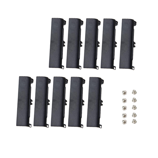 10Piece Hard Drive HDD Caddy Cover Bezel For DELL LATITUDE E6430 E6530