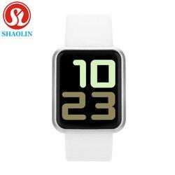 Smart watch Women Men Sports Fashion Waterproof Watch Activity Fitness Tracker Heart Rate BRIM Smartwatch for Apple Watch PK IWO