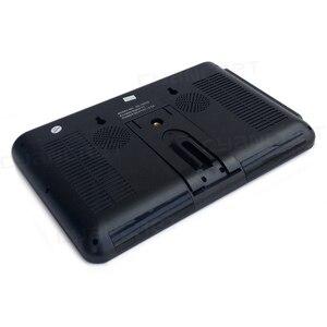 Image 4 - נייד טלוויזיה DVB T2 tdt 9 אינץ טלוויזיה דיגיטלי ואנלוגי מיני קטן רכב טלוויזיה NS 1001D עבור צג תמיכת HDMI PVR h.265 AC3