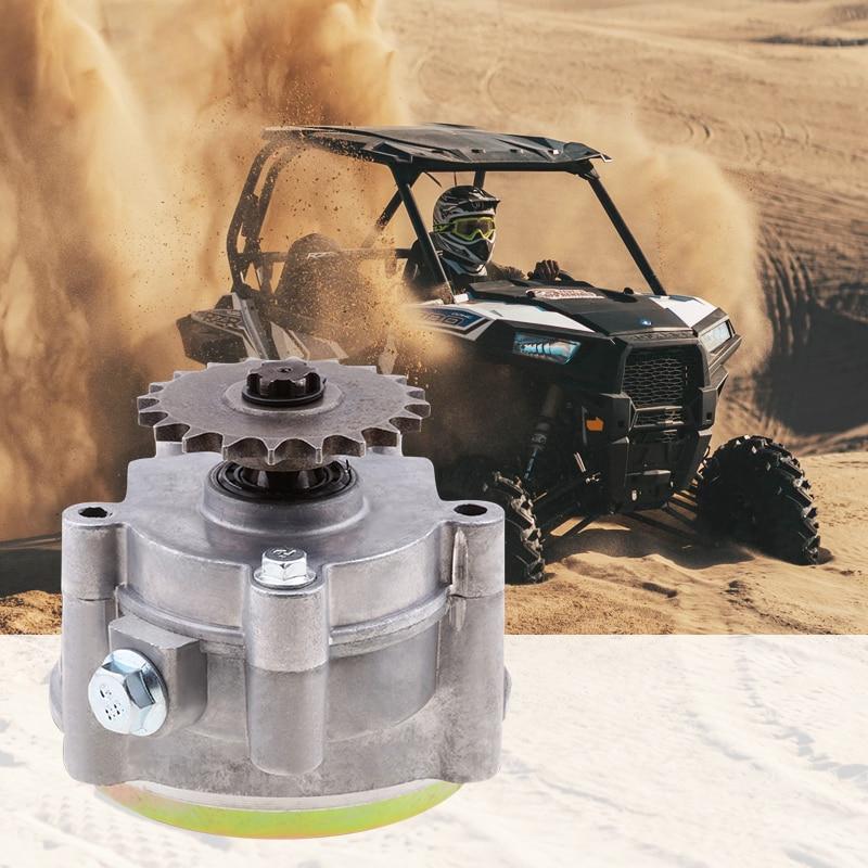 1 Pcs Transmission Gearbox Gear Box For 49CC 2-Stroke / 4-Stroke Engine Mini Pocket ATV/Quad/Scooter/Mini Dirt Bike Etc