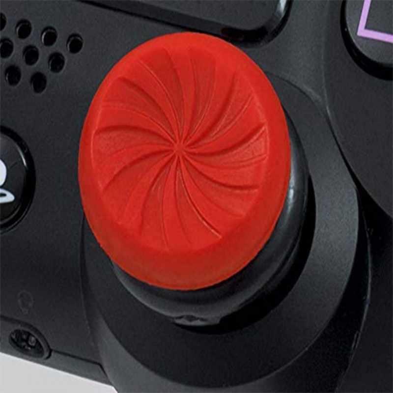Colore rosso di Ricambio Grip Copertura Della Protezione Per Interruttore Pro Joystick Rocker Protezione Thumb Stick per L'interruttore Pro Top ABS Materiale