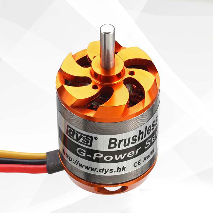 DYS FlashHobby D3542 <font><b>1450KV</b></font> 1250KV 1000KV Brushless Outrunner Motor For Mini Multicopters RC Plane image