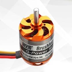 Zaburzenia FlashHobby D3542 1450KV 1250KV 1000KV bezszczotkowy silnik Outrunner dla Mini Multicopters zdalnie sterowany samochód|Części i akcesoria|Zabawki i hobby -