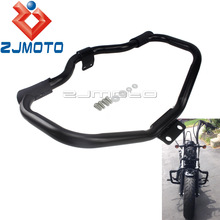 Motorcycle Highway Crash Bar For Harley Sportster XL1200 XL883 2004-2019 Forty Eight Roadster SuperLow Iron 883 Engine Guard