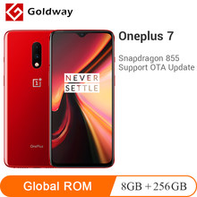 "Oneplus ROM globale 7 8GB 256GB AMOLED Smartphone Snapdragon 855 6.41 ""20 W charge rapide 48MP UFS 3.0 NFC 3700mAh téléphone Mobile(Hong Kong,China)"