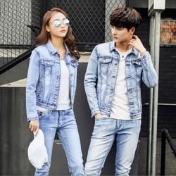 Heren Jeans Pak Zweet Pak Set Mannen Jas Lente/Herfst Jeans Trainingspak Street Style Cowboy Jas Plus Size Mannen casual Pak