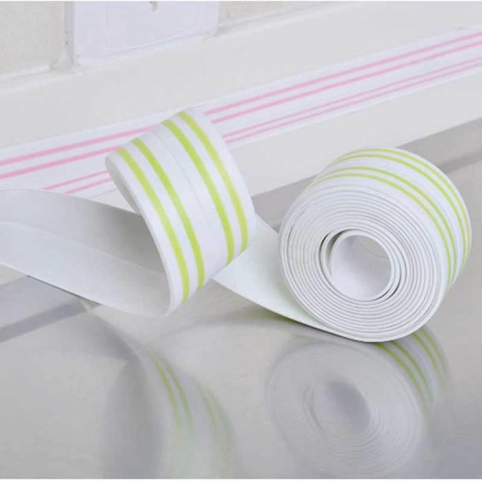 Самоклеющиеся клейкие ленты для ванной, ванной, душа, туалета, кухни, стены, герметичные, водонепроницаемые, Mildewproof, клейкие ленты HYD88