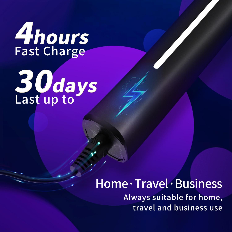 электрическая зубная щетка seago