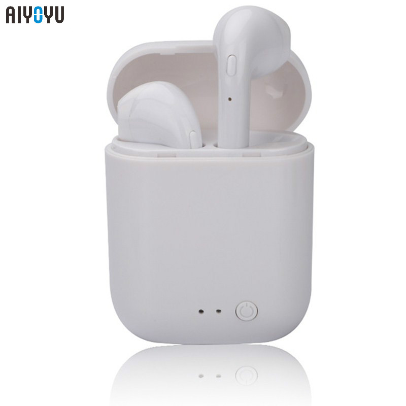 Mini-2 TWS Wireless Earphone Bluetooth 5.0 Headset Matte Macaron Earbuds With Mic Charging Box Wireless Headphones 1