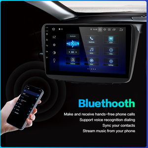 "Image 4 - Dasaita 9 ""ips rádio 1 din carro estéreo android 9.0 para suzuki baleno 2016 2017 2018 navegação gps bluetooth 1080p vídeo tda850"