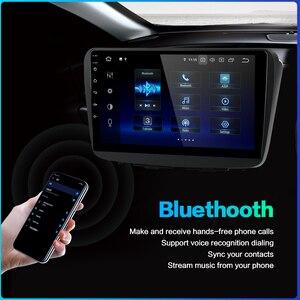 """Image 4 - Dasaita autoradio Android 9.0, IPS 9 """", Navigation GPS, Bluetooth, vidéo 2016 p, TDA850, 1 Din, stéréo, pour voiture Suzuki baleno (2017, 2018, 1080)"""