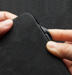 Image 2 - Luxury Slim Leather Carbon Fiber Cover Phone Case For Apple iPhone X Xr XS MAX case iphone 11 Pro Max 7 8 Plus phone case Luxury