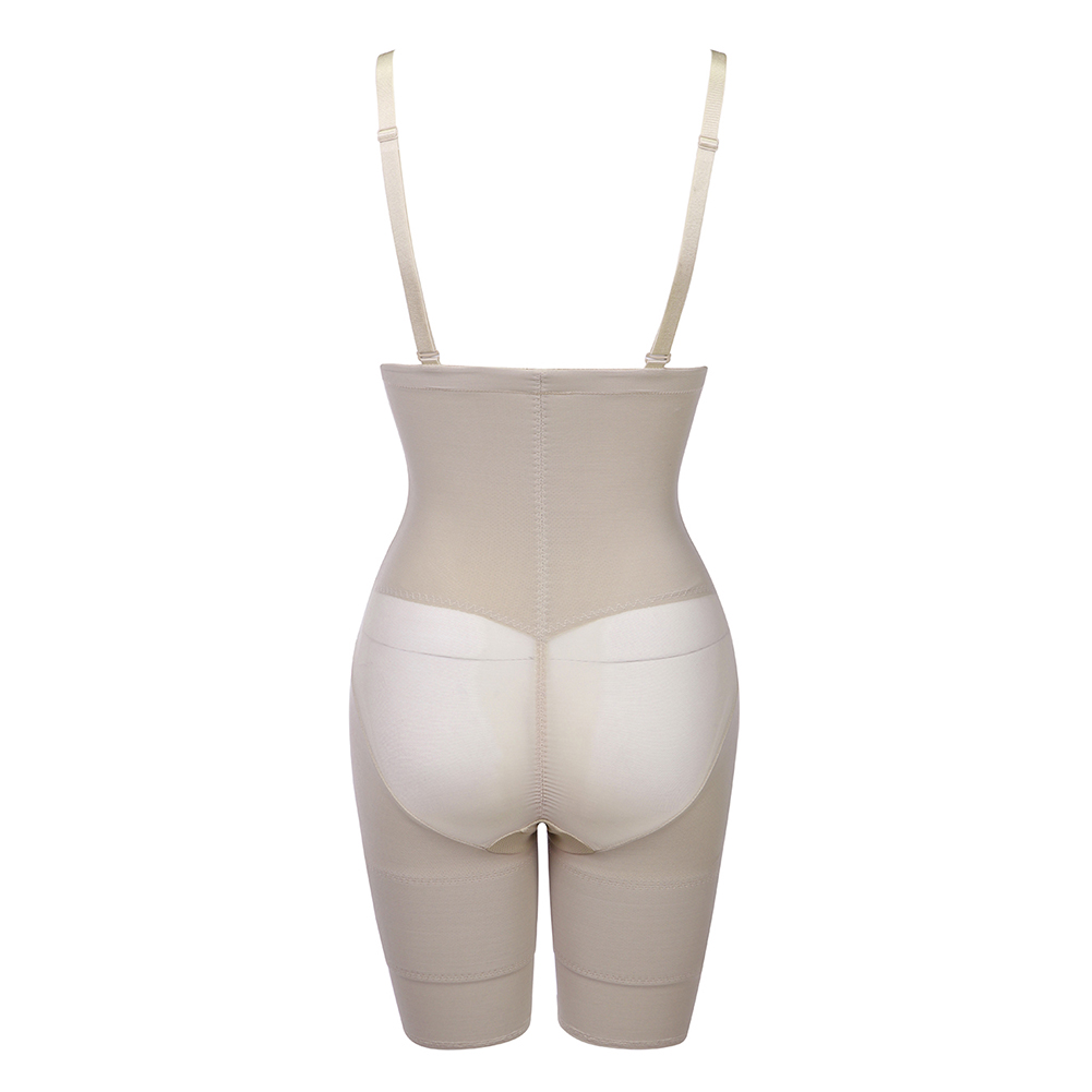 this control panty shorts buttock part is divided with ergonomics round butt circles