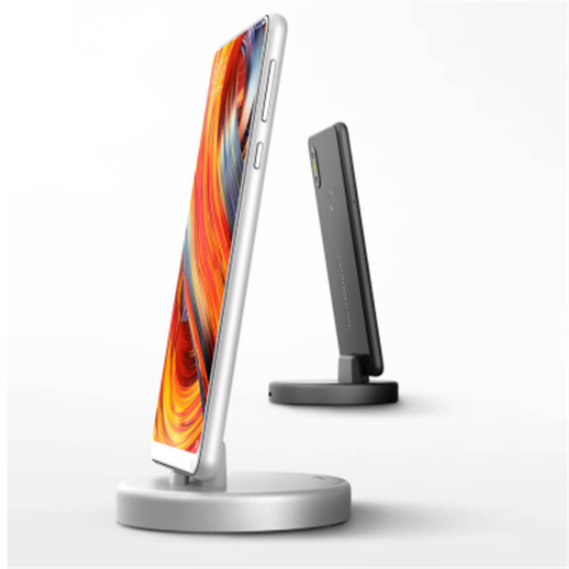 Newest Xiaomi Mobile Phone Stents Type-C 18W Quick Charging Holders Desktop Phone Holder Support The Charging For Samsung Huawei
