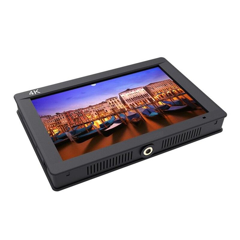 Fw703 7 дюймов Ips 3g Sdi 4K Hdmi Dslr монитор Full Hd 1920x1200 на камеру полевой монитор с гистограммой для стабилизатора камеры s Rig
