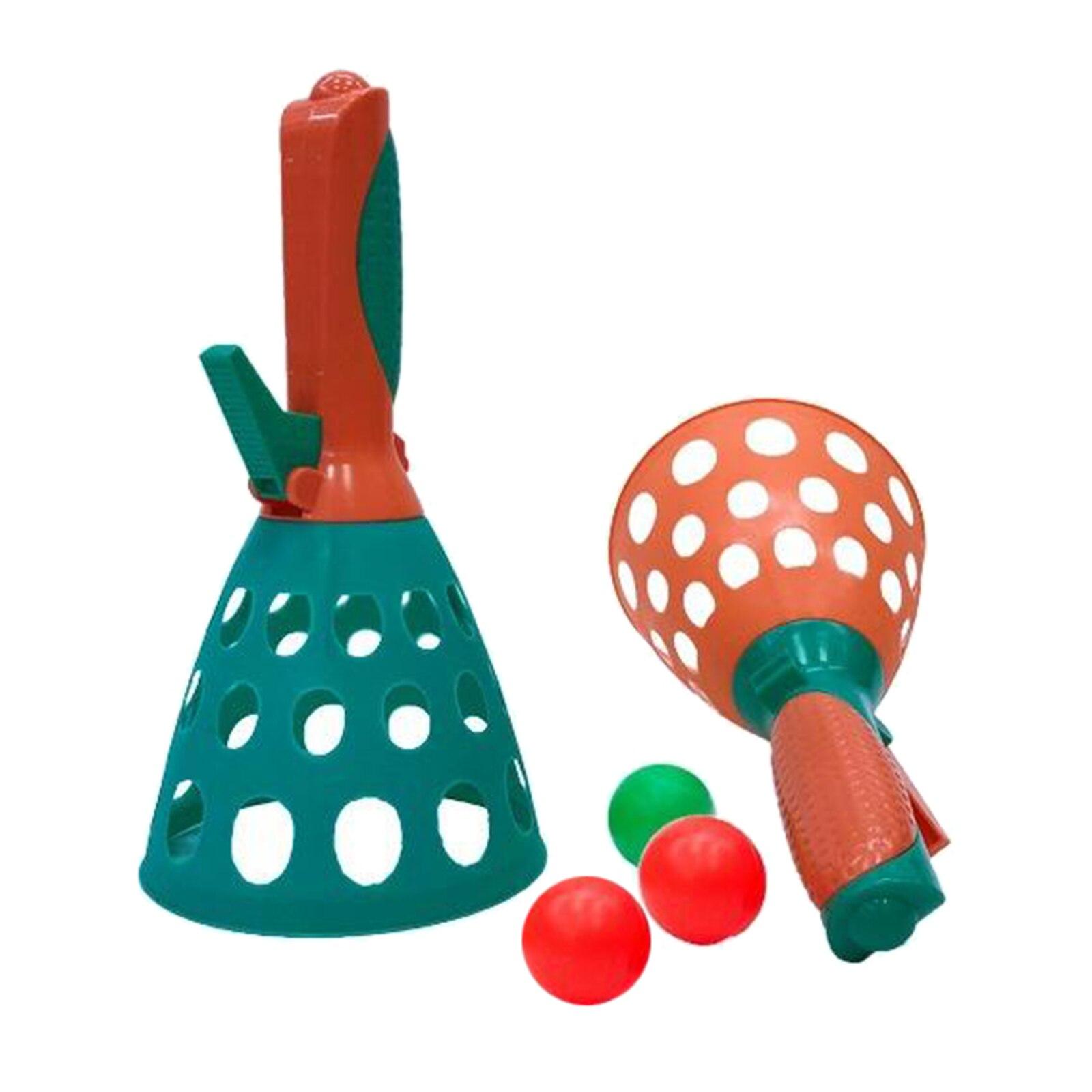 Enfants lancer attraper balle jeu interactif jardin extérieur Parent-enfant jeu jouets