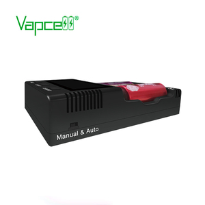 Image 5 - Vapcell New upgrade version S4 plus fast charger 3A 4 slot total 12a discharger/capacity test/repiar for 21700 18650 battery