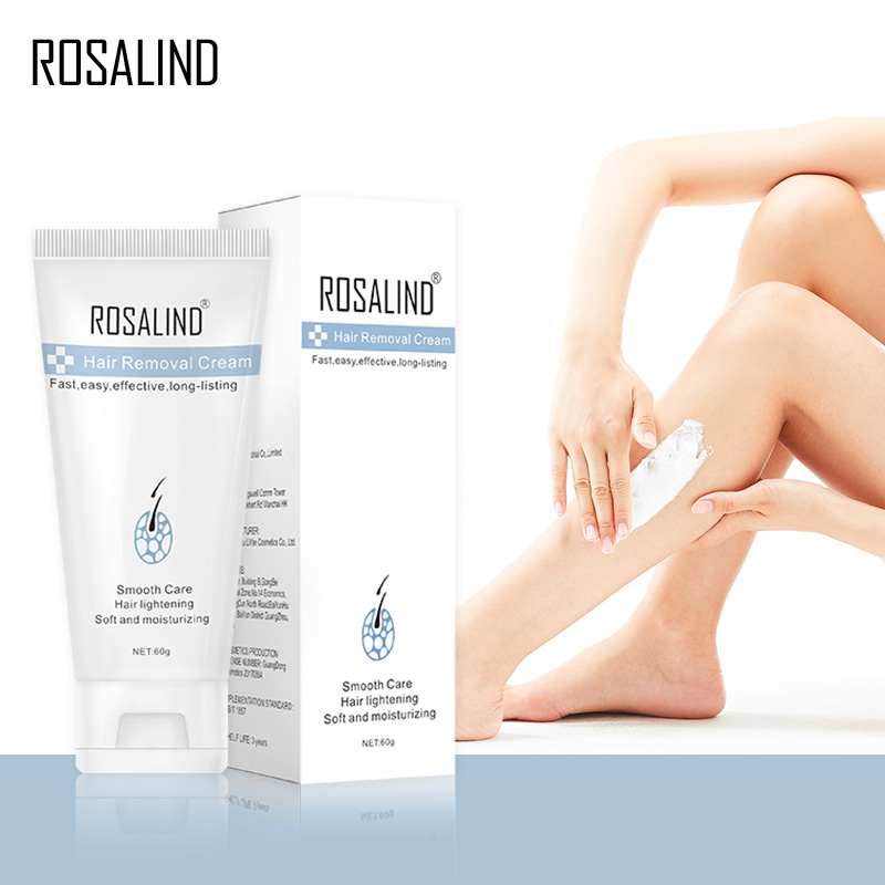 ROSALIND Hair Removal Cream Underarm Hand Leg Body Painless Effective Depiladora Facial Hair Remover Lightening Smooth Care